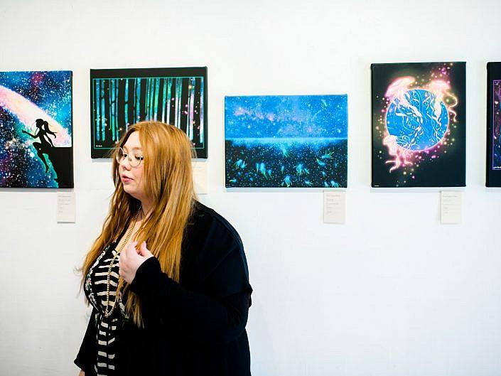 Utställning Juste Gallery – Klara Regina