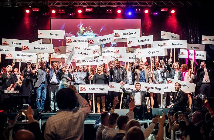 ICA 100 år, Eventeriet. Foto: LinneaBengtsson.se