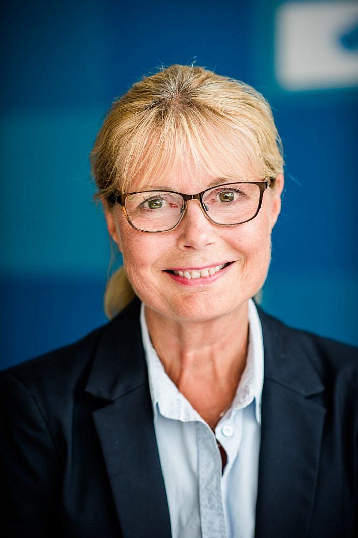 Ingrid Ekhammer. Foto: LinneaBengtsson.se