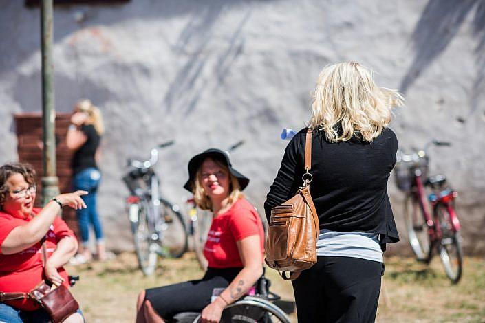 Almedalen. Foto: LinneaBengtsson.se
