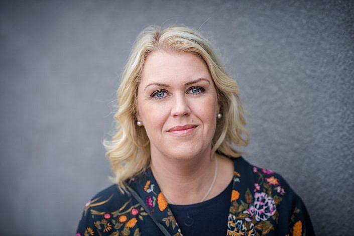Lena Hallengren, Anhörigriksdagen. Foto: LinneaBengtsson.se